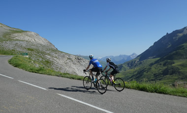 Galibier to Ventoux Tour