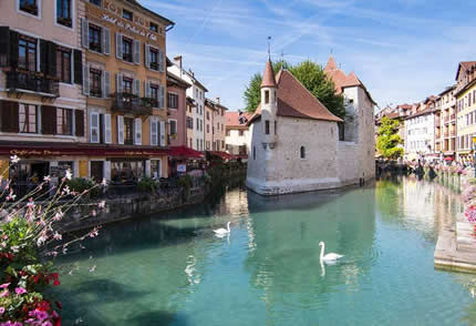 Historic Annecy